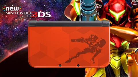 【3DS】メトロイド限定New3DSLL!!! 買わなきゃ・・・!!!