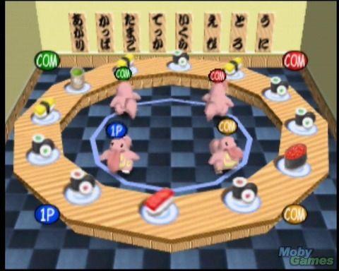 【懐古】最近の若造、ベロリンガの寿司食いゲームを知らない。 ヒエ~ッwwwwwwwwww