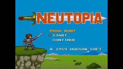 【懐古】君は、伝説のパクリゲーム『ニュートピア』を知っているか!?