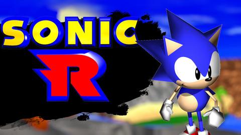 """レースゲームの申し子『ソニックR』を """"3DS"""" に移植してみた!"""