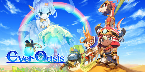"""【3DS】Ever Oasisさんの """"メタスコア""""  とりあえず80!!!"""