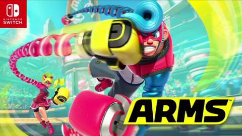 【朗報】新・格闘スポーツ『ARMS(アームズ)』 新PVを公開!!