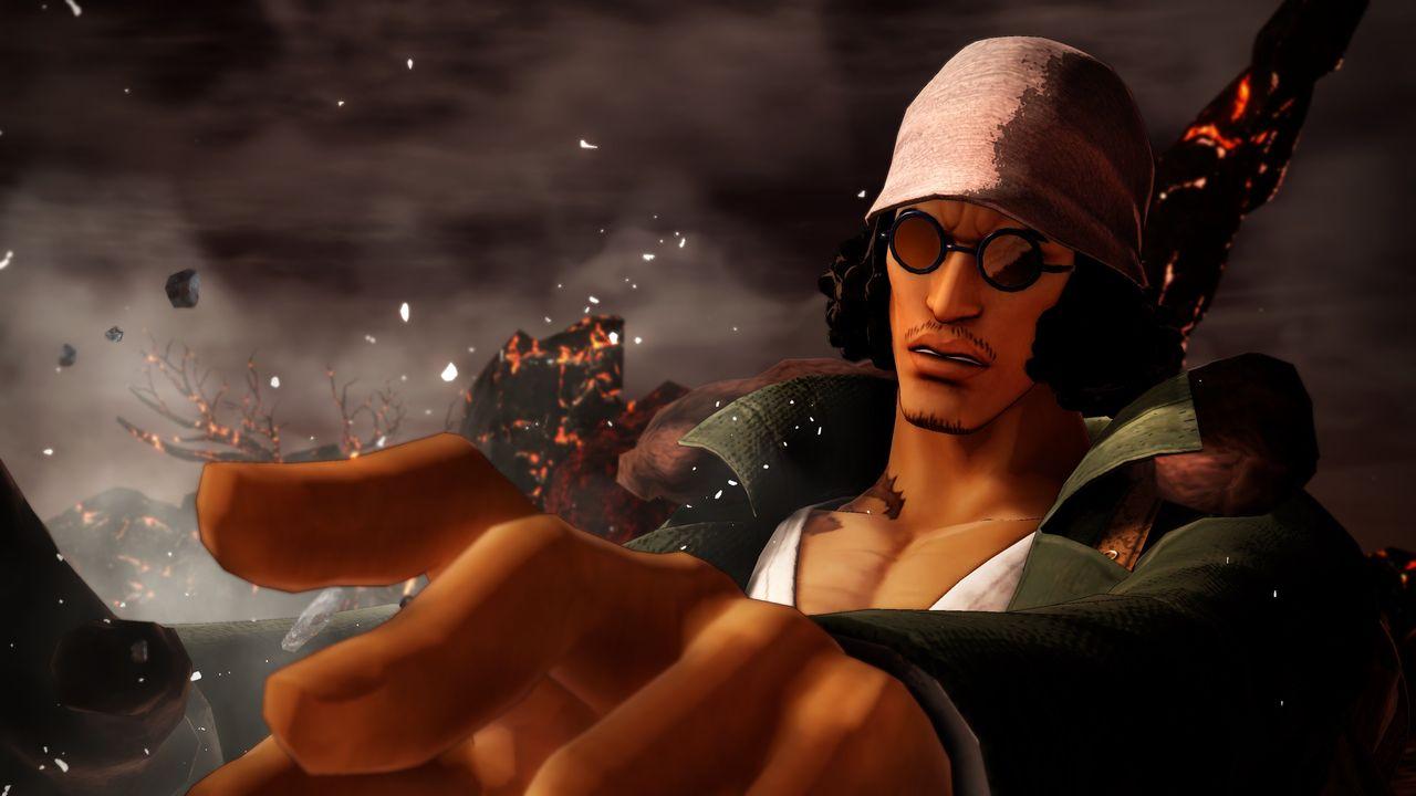 最強 4 海賊 ワンピース 無双