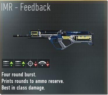 IMR Feedback ss