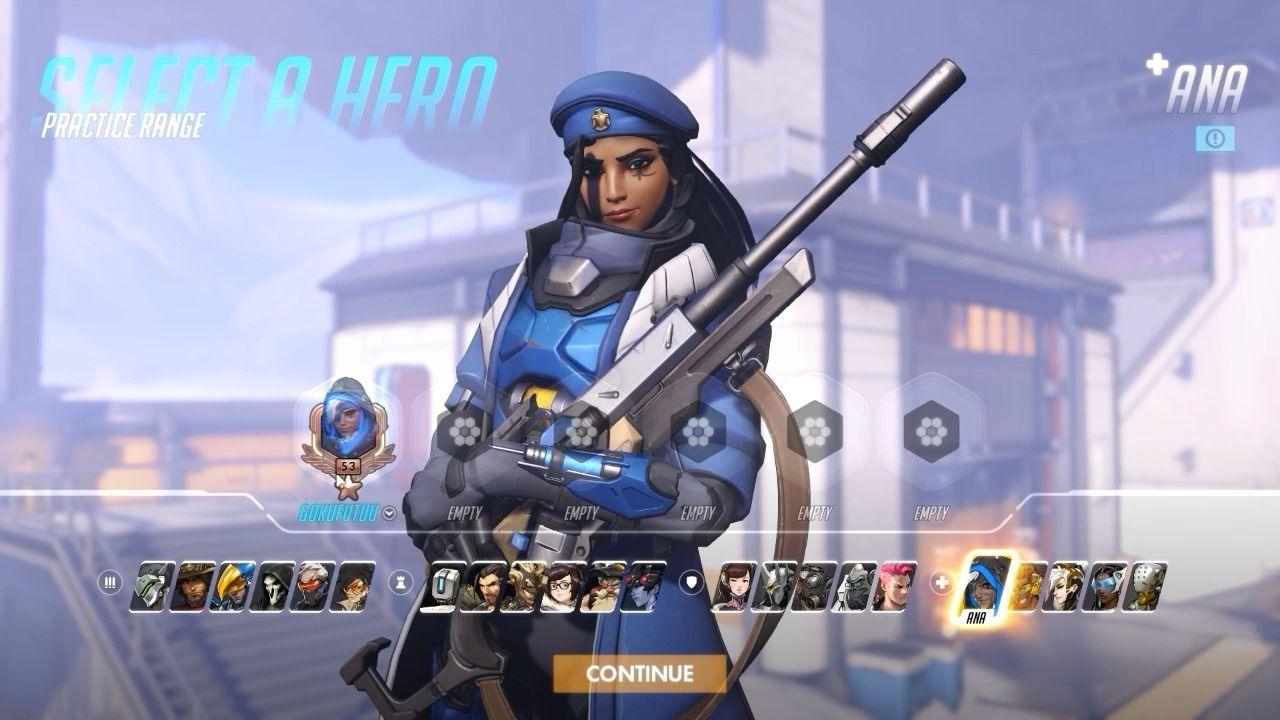how to help ana overwatch