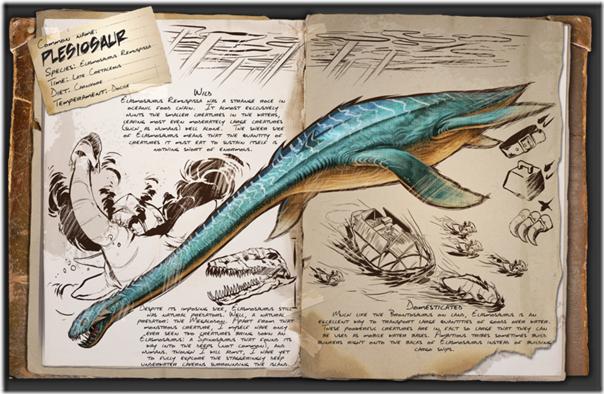 Ark Plesiosaur