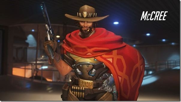 McCree Overview Overwatch
