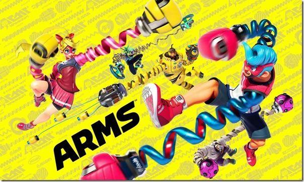 arms rush