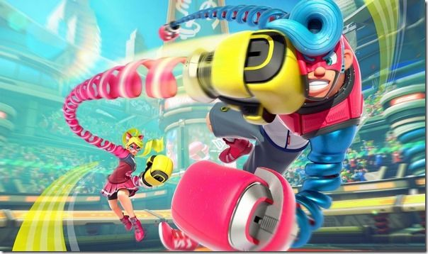 arms punch