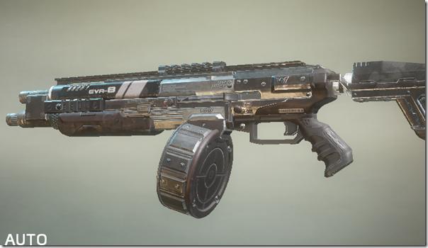 Titanfall2 Eva-8 status