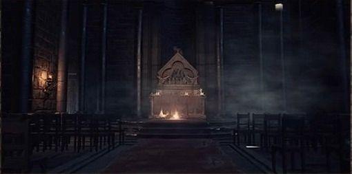 【ダークソウル3】深みの聖堂にある無駄に上げ下げできる鉄柵なんなの?