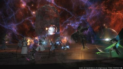 【FF14】IL280武器を求めて永劫に苦しむ人達