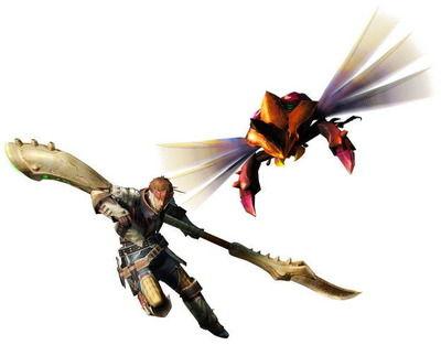 【MHXX】操虫棍でハンターさんは虫が取ってきたエキスをどうやって摂取してるんだ?