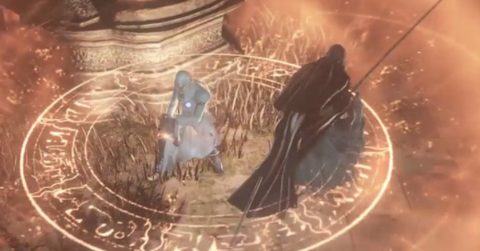 【ダークソウル3】教会の槍でバクスタ10回以上決められた上に決別された