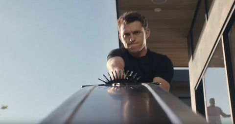 【FF14】スパイダーマン役の俳優「トム・ホランド」氏が漆黒のヴィランズのCMに出演!!闇の戦士にwwwwwww【動画有】