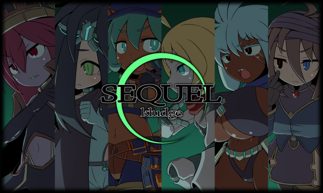■新作『SEQUEL kludge』制作中です