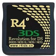 【R4I GOLD 3DS】パッチ発布、3DS4.4.0-10完璧対応