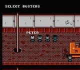 ニューゴーストバスターズ2 HAL研究所 ファミコン FC版
