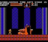 初代悪魔城ドラキュラ1 コナミ ファミコン FC版 ゲームボーイアドバンス GBA版