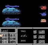 初代メタルマックス1 データイースト ファミコン FC版