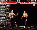 モータルコンバット アクレイムジャパン ゲームギア GG版