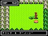 ドラゴンクリスタル ツラニの迷宮 ゲームギア GG版