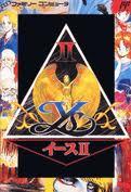 イース�2 ビクター音楽産業 ファミコン FC版 YS2