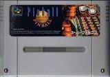 ピンボール・ピンボール  pinball pinball ココナッツジャパン スーパーファミコン SFC版