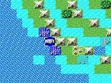 対戦型大戦略G システムソフト ゲームギア GG版