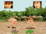 セクシーアイドル麻雀 野球拳の詩 日本物産 PCエンジン PCE版