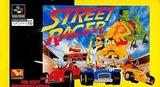 ストリートレーサー UBIソフト スーパーファミコン SFC版