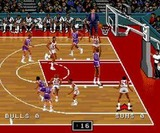 NBAプロバスケットボール94 ブルズVSサンズ EAビクター スーパーファミコン SFC版