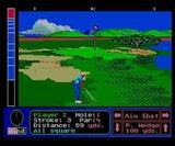 ジャックニクラウス チャンピオンシップゴルフ ビクター音楽産業 PCエンジン PCE版