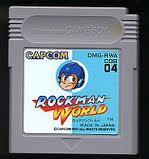 ロックマンワールド カプコン ゲームボーイ GB版
