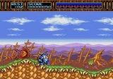 スパークスター ロケットナイトアドベンチャーズ2 コナミ メガドライブ MD版