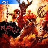 R・A・W・レルム オブ エンシェント ウォー PS3
