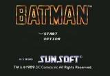 バットマン サン電子 メガドライブ MD版