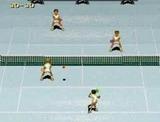ジミー・コナーズのプロテニスツアー ミサワエンターテインメント スーパーファミコン SFC版