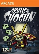 skulls of the shogunスカルズ オブ ザ ショーグン