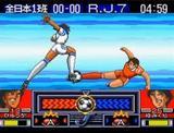 キャプテン翼J バンダイ スーパーファミコン SFC版