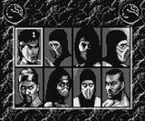 モータルコンバット2�究極神拳 アクレイムジャパン ゲームボーイ GB版