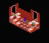 ソルスティス三次元迷宮の狂獣  エピックソニー ファミコン FC版