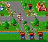 テーマパーク EAビクター スーパーファミコン SFC版