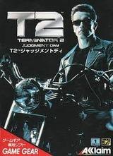 T2 ジャッジメントデイ アクレイムジャパン ゲームギア GG版