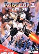 ロボコップ3 アクレイムジャパン ゲームギア GG版