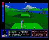 ジャック・ニクラウス ワールドゴルフツアー ビクター音楽産業 PCエンジン PCE版