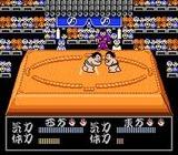 千代の富士の大銀杏 フェイス ファミコン FC版