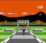 ロードマン サイクルレース 激走!日本一周4000キロ ファミコン FC版