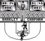 NBAオールスターチャレンジ2 アクレイムジャパン ゲームボーイ GB版