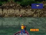 大物ブラックバスフィッシング 人造湖編 アクレイムジャパン スーパーファミコン SFC版